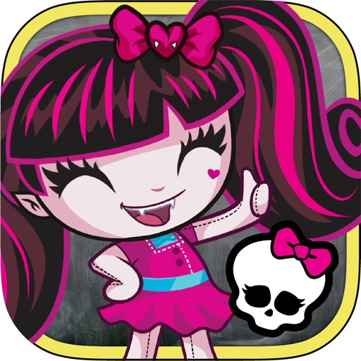Monster High Stickers Apps 148apps