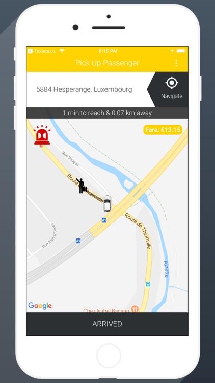 ChauffeurApp.lu screenshot-4
