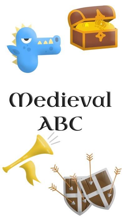 Medieval Animated Text Sticker review screenshots