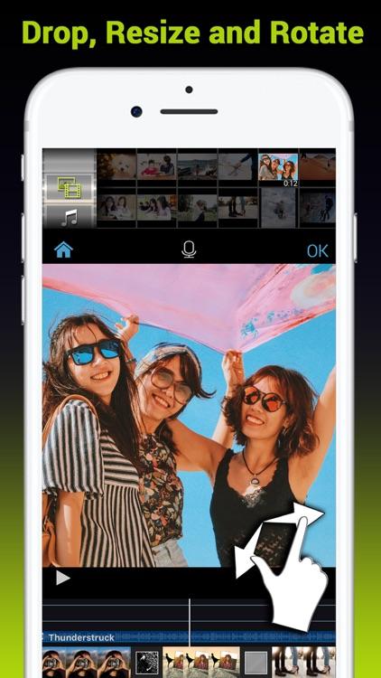 Kizoa - Movie Maker screenshot-0