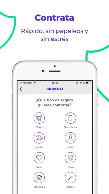 Brokoli - Tu asesor de seguros screenshot-3