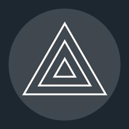 Ícone do app Drift- Travel Itinerary / Plan