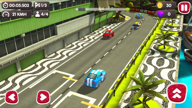 Turbo Wheels Screenshot