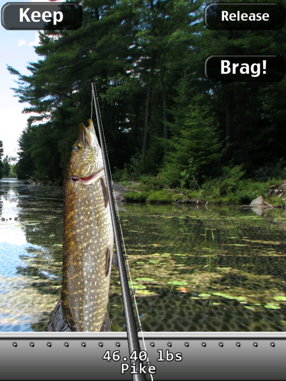 i Fishing HDのおすすめ画像2