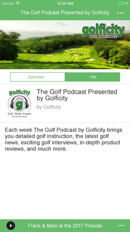 The Golf Podcast