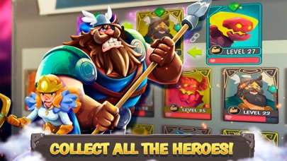 Vikings: Empire War Screenshot on iOS