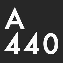 A440 Tuner