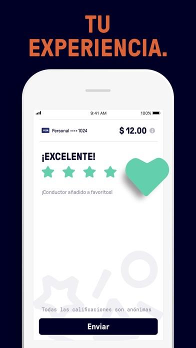 Screenshot for Beat - Ride app in Peru App Store