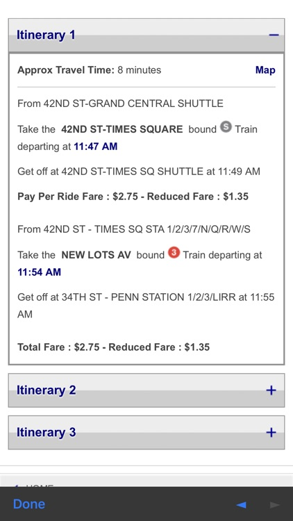 NYC Long Island NJ Transit Net screenshot-4
