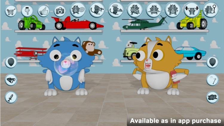 Talking virtual pet Oggy & Boo screenshot-4