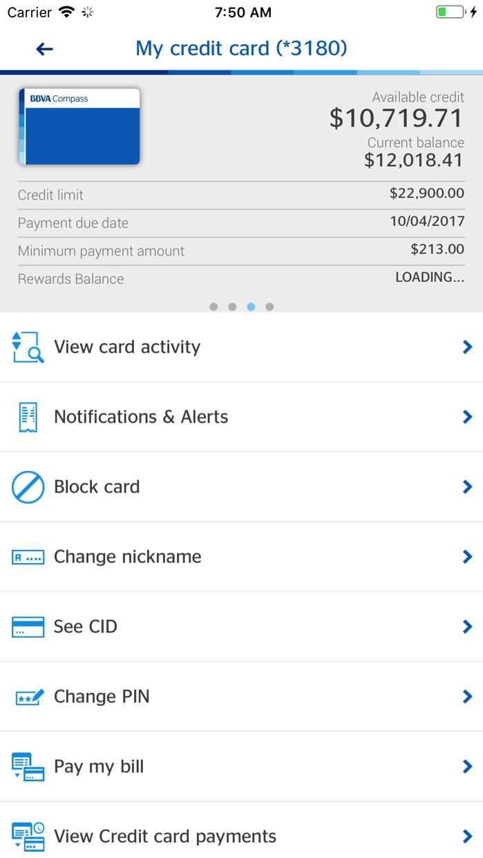 BBVA Wallet | USA Screenshot