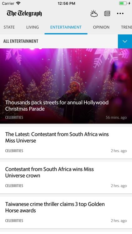 The Telegraph News screenshot-3