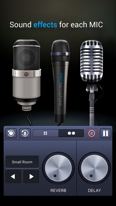 Pro Microphone for Windows