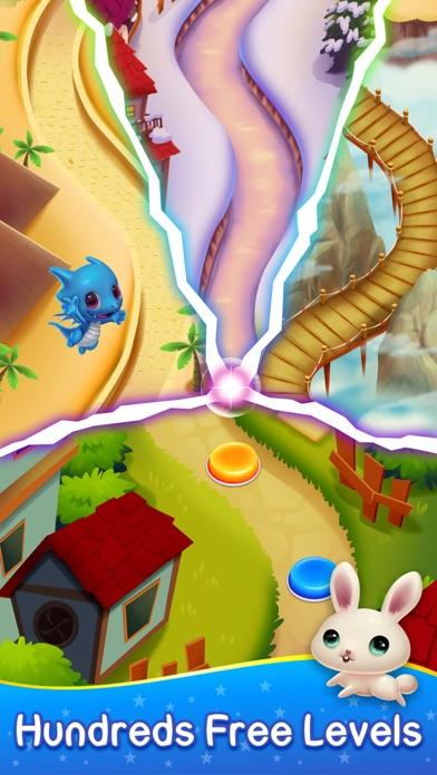 バブルパズル2: 最新で簡単のバブルシューティングゲーム - ストレス 発散 ゲーム紹介画像3