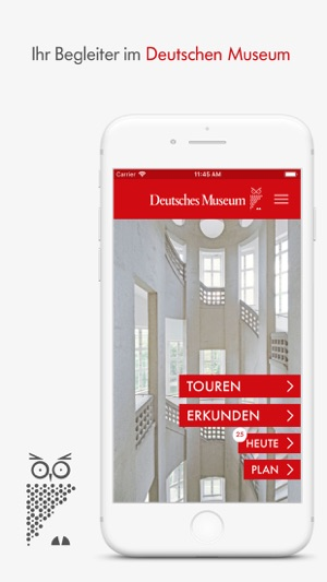 Deutsches Museum Screenshot