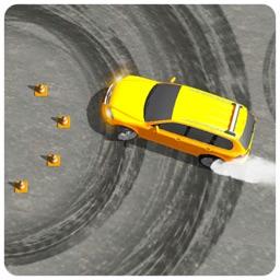 Extreme Car Drift Challenge