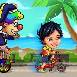 Shiva Bike Runner Adventure