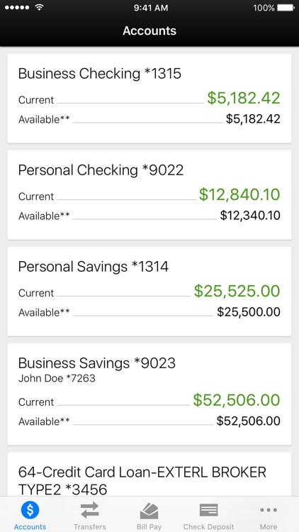 Washington Saving Bank, PA