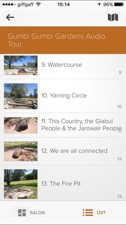 Gumbi Gumbi Gardens Audio Tour screenshot-3