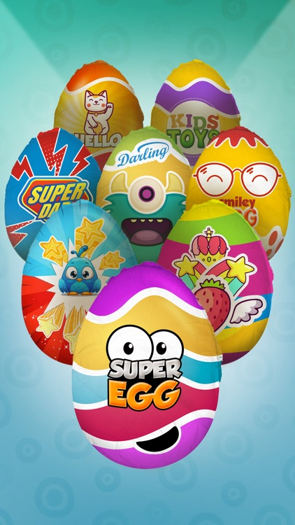 Chocolate eggs for kids screenshot-2