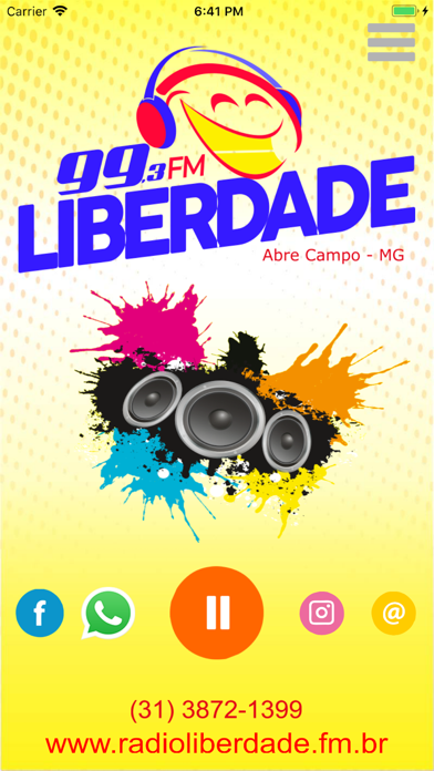 点击获取Rádio Liberdade FM 99,3