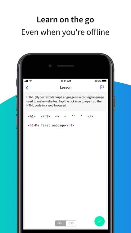 Encode: Learn to Code screenshot-5