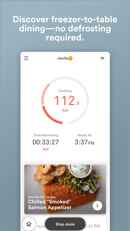 Joule: Sous Vide by ChefSteps screenshot-4