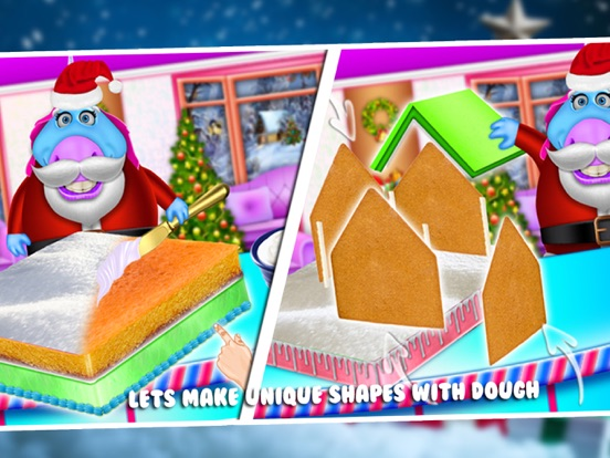Fat Unicorn's Christmas Cake screenshot 7