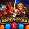 App Icon for War of Heroes - Dungeon Battle App in Oman IOS App Store