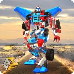 Prime Mech Robot Air War
