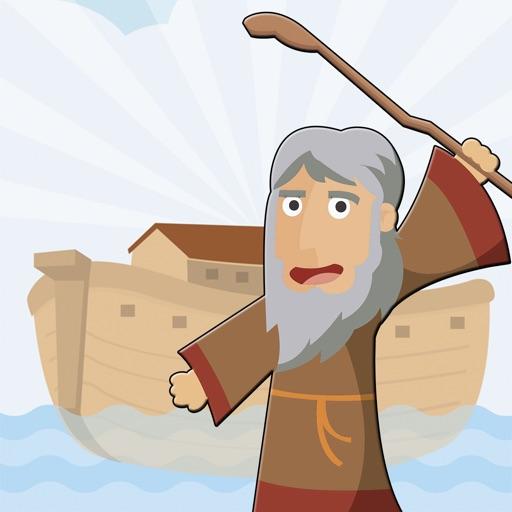 Noah's Ark stack blocks