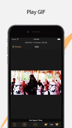 gif reader iphone