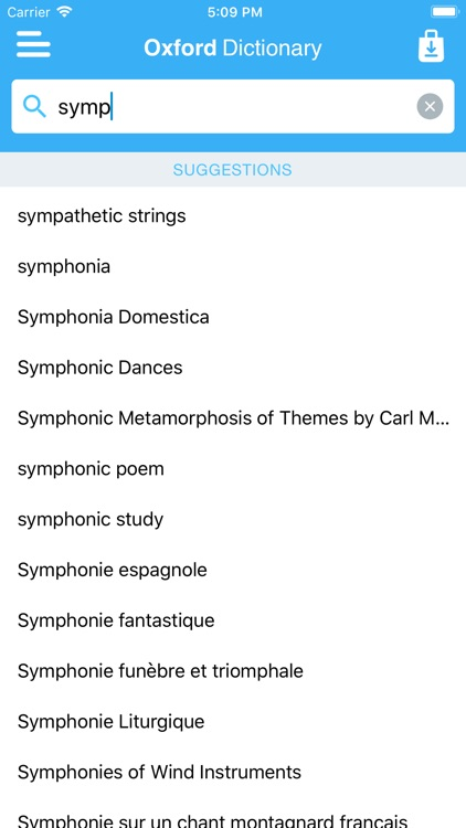 Oxford Dictionary of Music screenshot-4