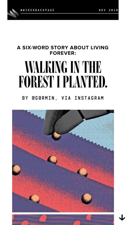 WIRED Magazine screenshot-4