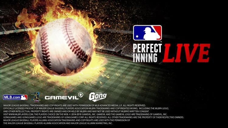 MLB Perfect Inning Live screenshot-0