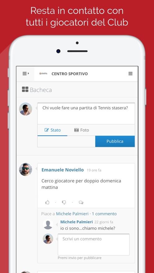 Follonica Sporting Club ASD App 截图