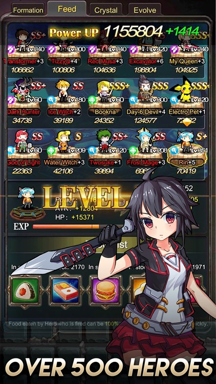 Idle Smash Heroes: RPG Clicker screenshot-3