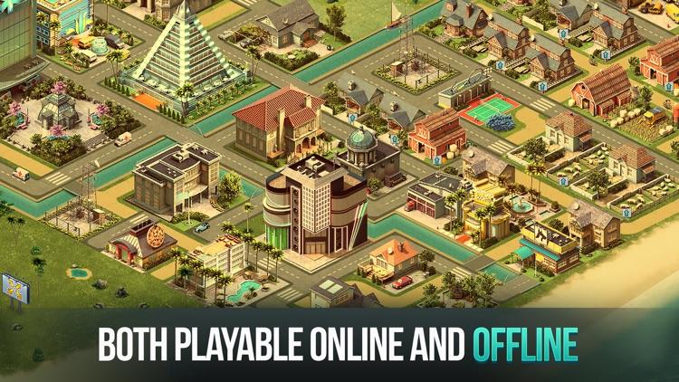 City Island 4 Sim Town Village screenshot-4