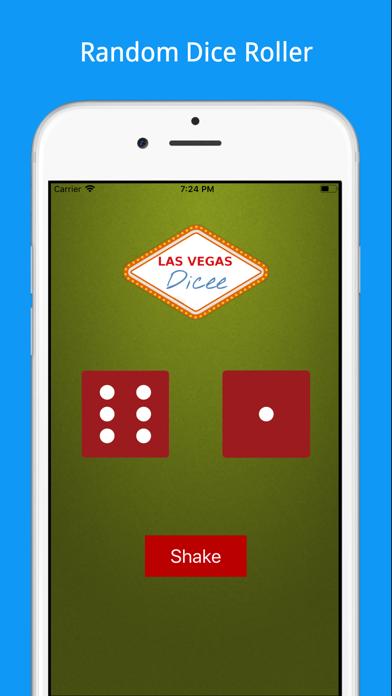 Dice: Dice Roller app screenshot one