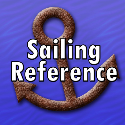 Sailing Reference iOS App