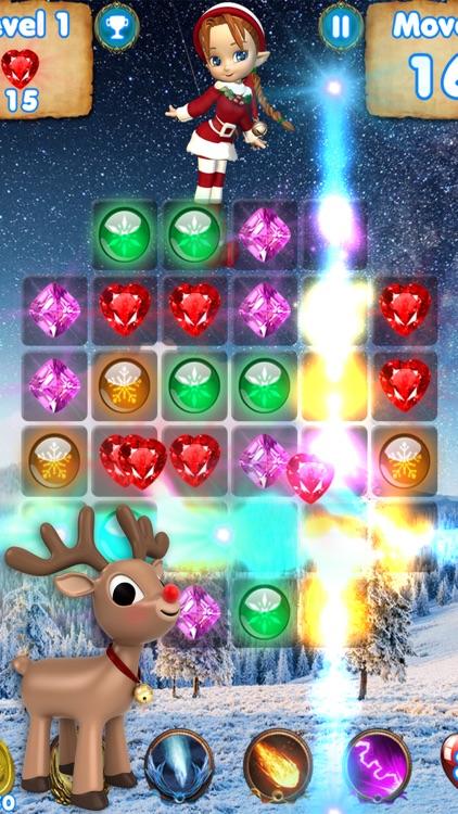 Winter Games - Christmas Games screenshot-6