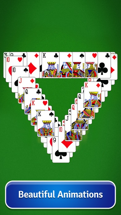 Pyramid Solitaire review screenshots