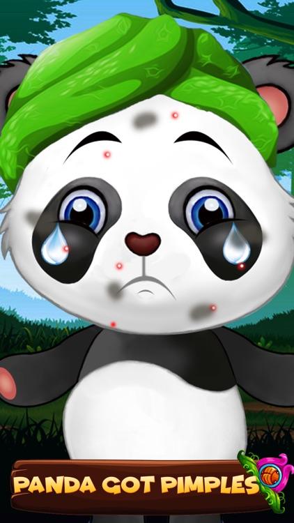 Newborn Baby Panda Day Care screenshot-3