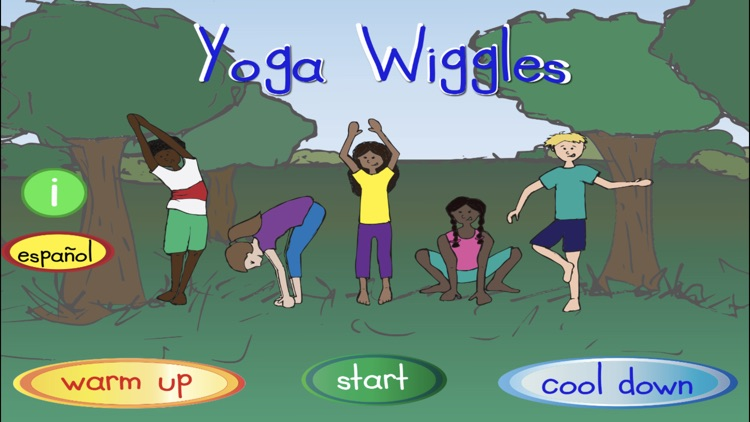 Yoga Wiggles screenshot-0