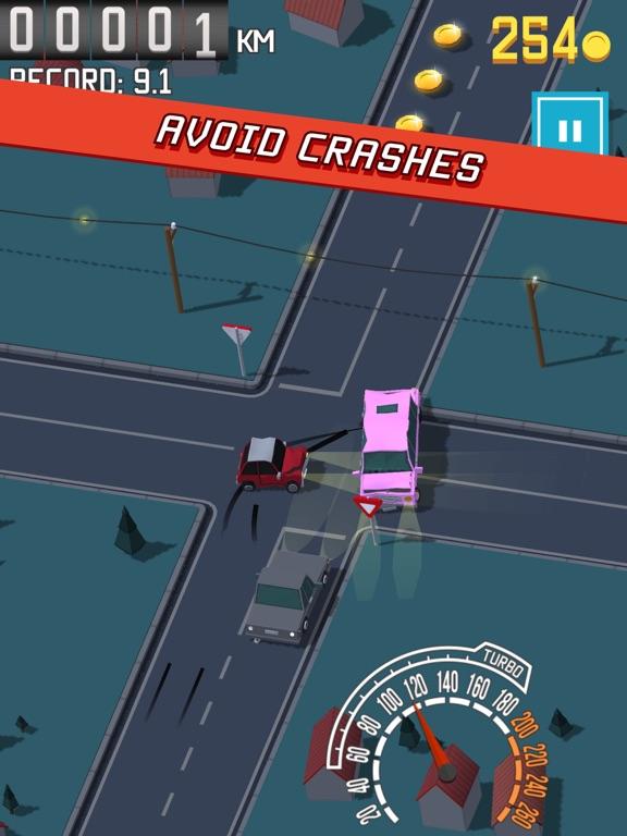 Yield: Impossible Traffic Rushのおすすめ画像3