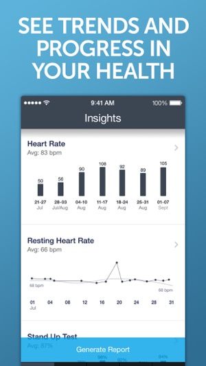 Instant Heart Rate: HR Monitor Screenshot