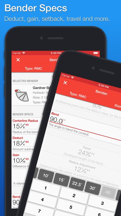 download QuickBend: Conduit Bending apps 1