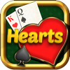 Hearts: Classic Fun Card Game - Ironjaw Studios Private Limited Cover Art