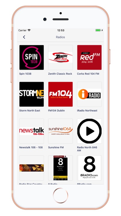 Radio Ireland - AM/FM screenshot-3