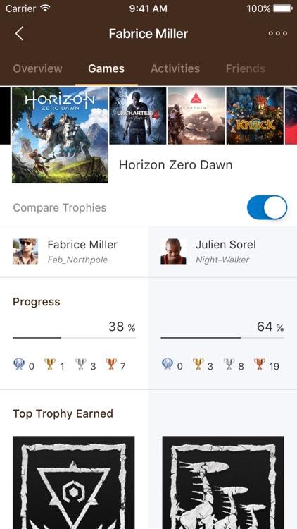PlayStation App screenshot-3